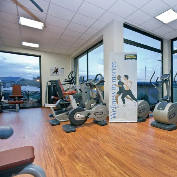 Sala Attrezzi - Victoria SPA Beauty and Fitness Arezzo